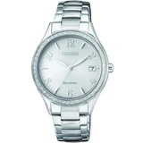 Citizen Citizen EO1180-82A horloge - Zilverkleurig - 34 mm