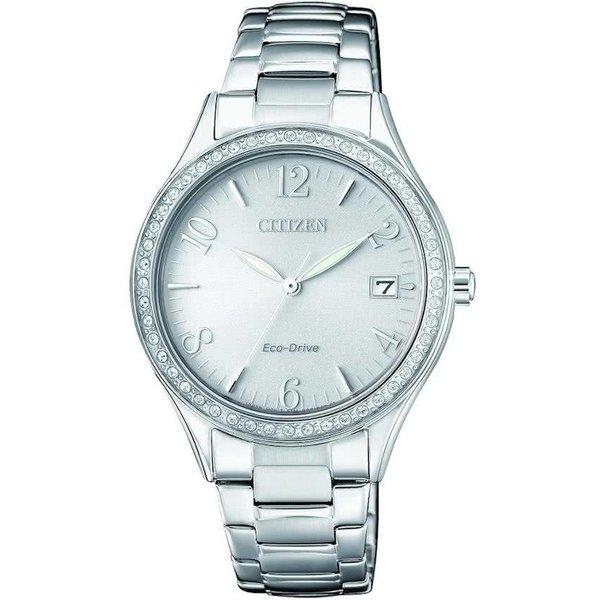 Citizen EO1180-82A horloge - Zilverkleurig - 34 mm