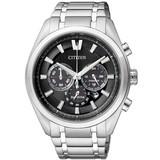 Citizen Citizen CA4010-58E - Horloge - Staal - Zilverkleurig - Ø 43 mm