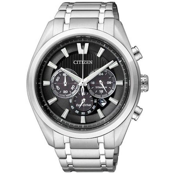 Citizen CA4010-58E - Horloge - Staal - Zilverkleurig - Ø 43 mm