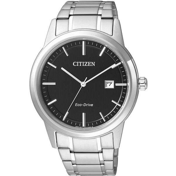 Citizen AW1231-58E Horloge - Staal - Zilverkleurig - Ø 40 mm
