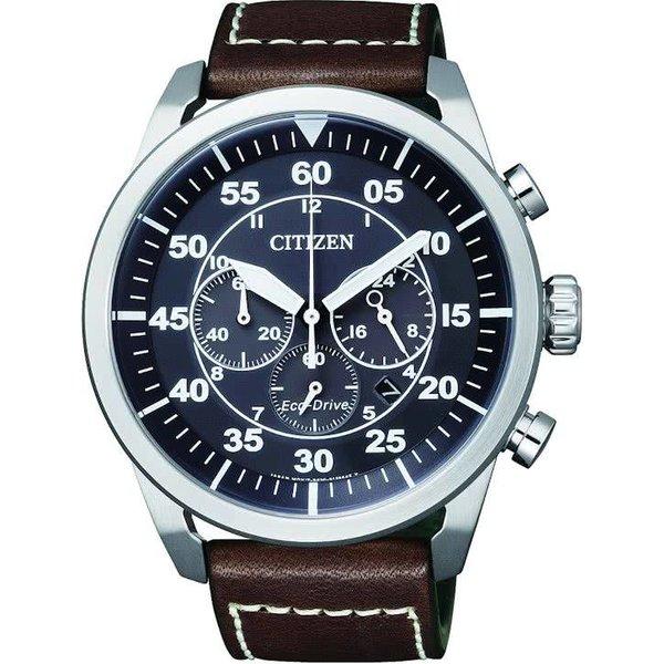 Citizen CA4210-16E - Horloge - 45 mm - Zilverkleurig