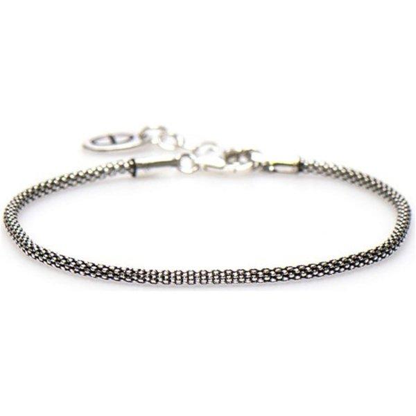 Silver Bracelet Unity Silver Armband 94007 (Lengte: 16.50-19.00 cm)