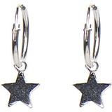 karma Karma Hoops Symbols Star Silver Oorbellen M1904