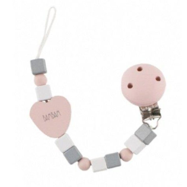 BamBam Spenenketting - Roze