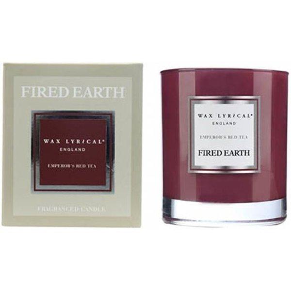 Geurkaars Wax Lyrical Fired Earth Red Tea