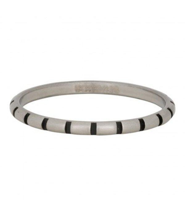 iXXXi Jewelry IXXXI RING STRIPES - R02811-18