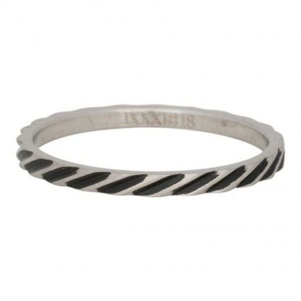 IXXXI RING SLANTING STRIPES - R02812-18