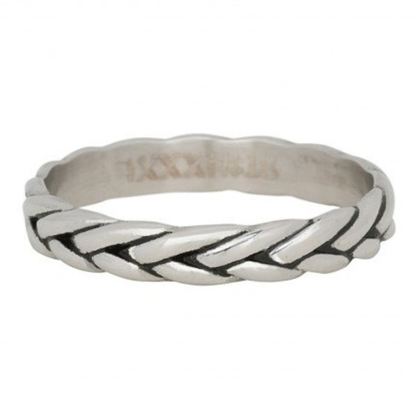 IXXXI RING WHEAT KNOT - R05102-18