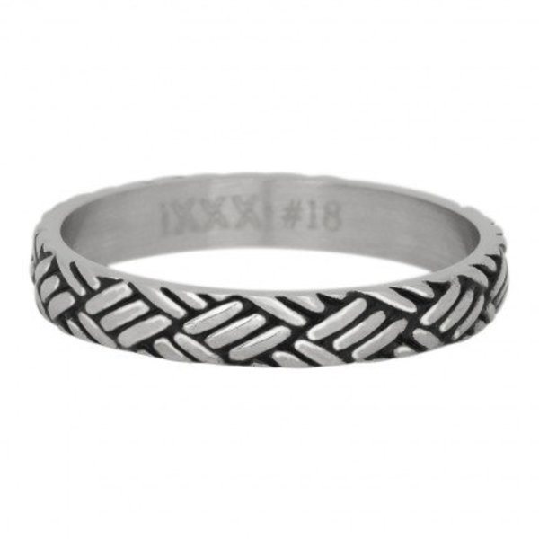 IXXXI RING LOVE KNOT - R05101-18
