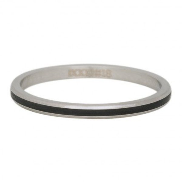IXXXI RING LINE BLACK - R02306-04