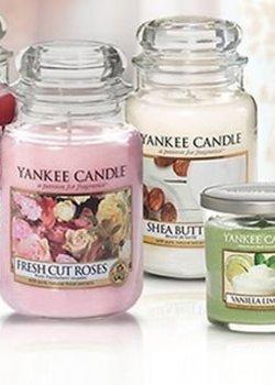 Shop hier Yankee Candle op geur