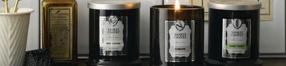 Yankee Candle Barber Shop Collection