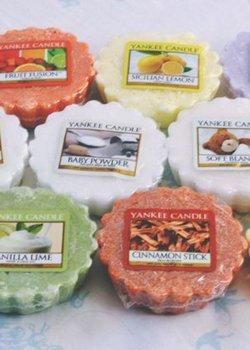 Yankee Candle Wax Tart