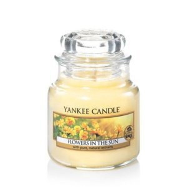 Yankee Candle Small Jar Flowers in the Sun