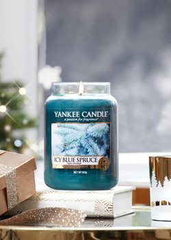 Yankee Candle Ice Blue Spruce