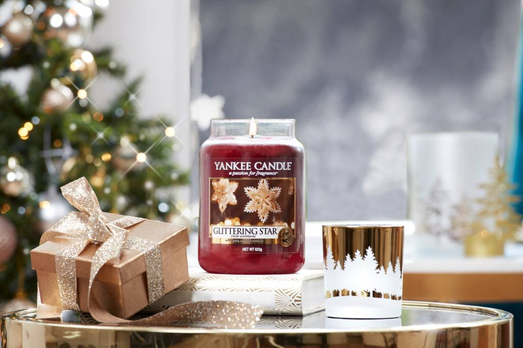 Yankee Candle Glittering Star