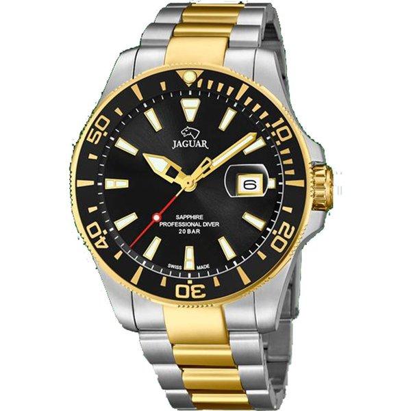 Jaguar Acamar J863/D Executive horloge