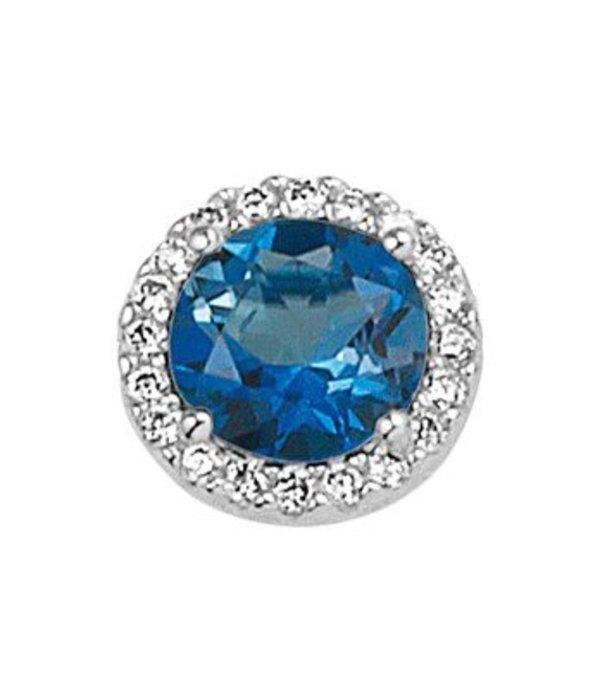 Diamant Centrum Rotterdam Huis collectie   Hanger diamant 0.10ct G VSI