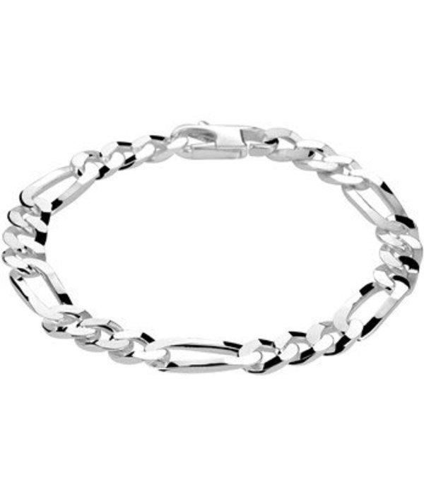 Diamant Centrum Rotterdam Huis collectie   Armband figaro 7 mm 20 cm