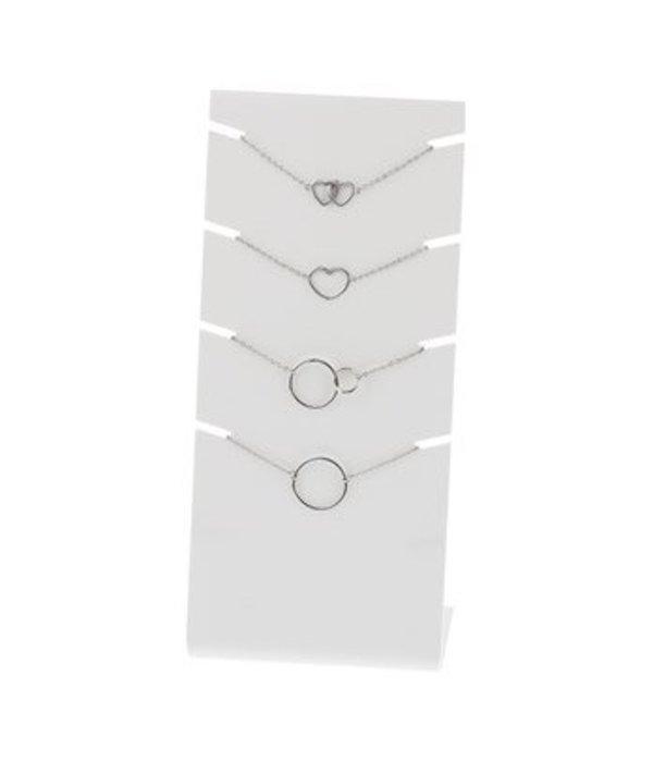 Diamant Centrum Rotterdam Huis collectie   Kant & klaar armbanden display