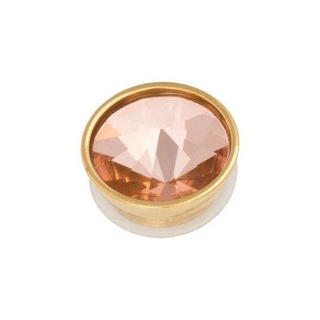iXXXi Jewelry Top Part Pyramid Champagne Goudkleurig
