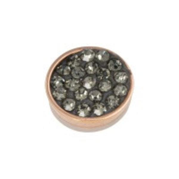 Top part black diamond stones