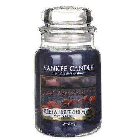 Yankee Candle Blue Twilight Storm Large Jar