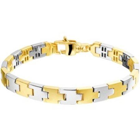 Diamant Centrum Rotterdam Huis Collectie Armband 8,5 mm 21 cm