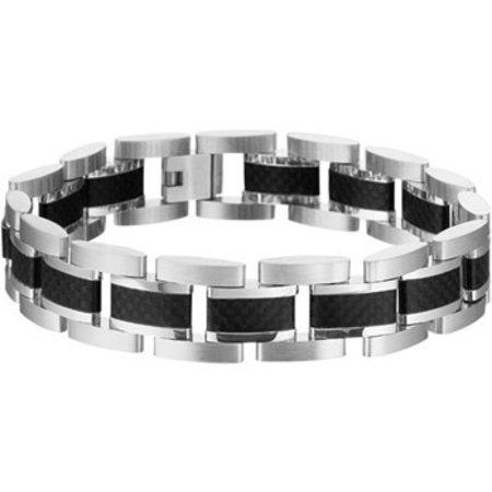 Diamant Centrum Rotterdam Huis Collectie Armband 14,5 mm 21 cm