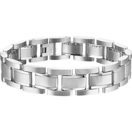 Diamant Centrum Rotterdam Huis Collectie Armband 14 mm 22 cm