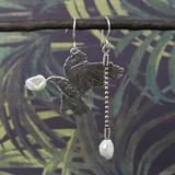 Jeh Jewels  17996 - Wildlife oorbel zilver Adelaar