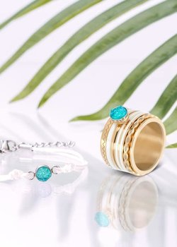 De iXXXi Jewelry RAINBOW  Summer collectie