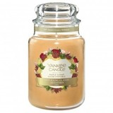 Yankee Candle limited edition maple sugar