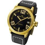 Marc Coblen Marc Coblen MC42Y1 - Horloge - 42 mm - Zwart
