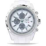 Tutti Milano Tutti Milano TM005WH- Horloge - 48 mm - Wit - Collectie Meteora
