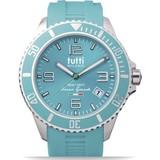 Tutti Milano Tutti Milano TMOG001TU- Horloge - 48 mm - Turquoise - Collectie Oceano Grande