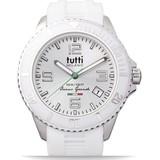 Tutti Milano Tutti Milano TMOG001WH- Horloge - 48 mm - Wit - Collectie Oceano Grande