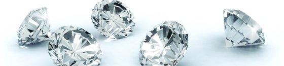 Diamanten sieraden