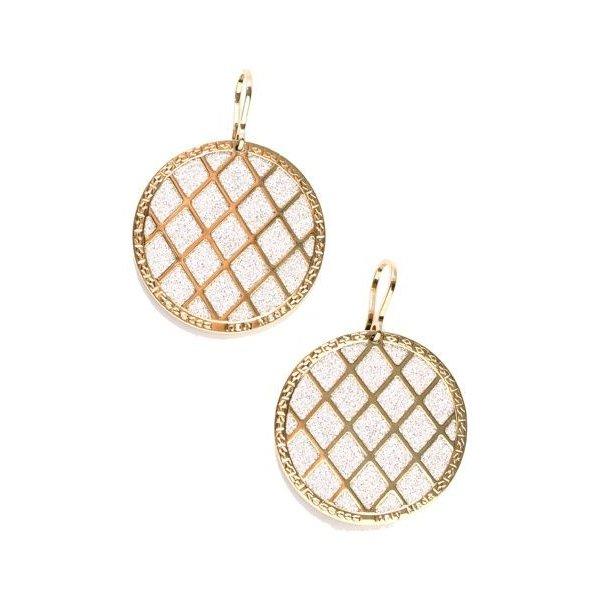 Rebecca Melrose earrings