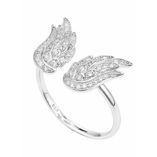 Silver Amen Ring