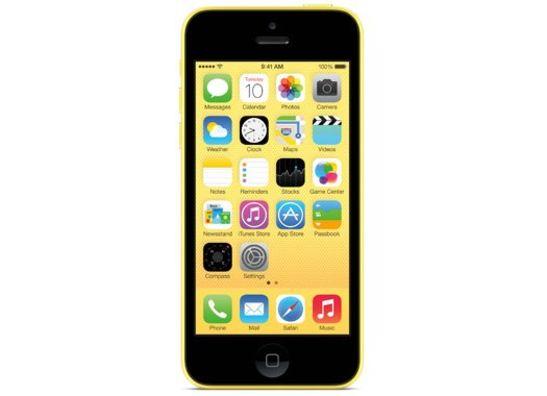 Apple iPhone 5C reparatie