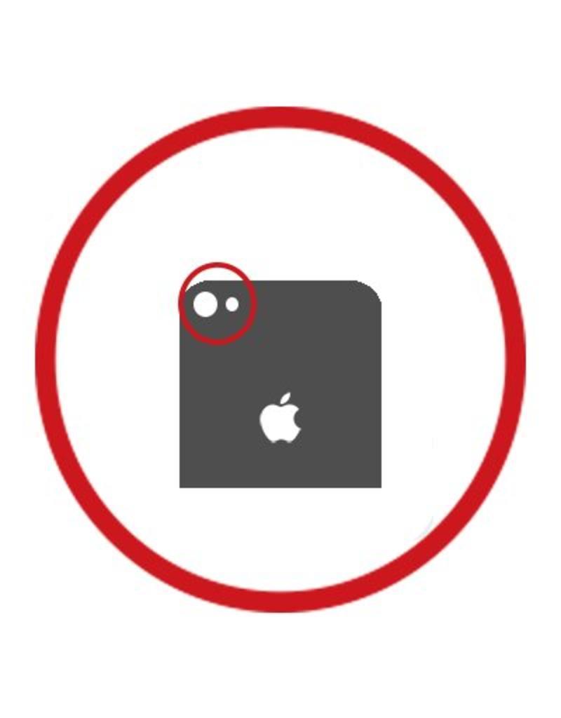 iPhone reparatie Amsterdam Uw iPhone 6S Plus  achter camera reparatie bij Phone2cover