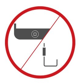 iPhone 5C • Koptelefoon aansluiting reparatie