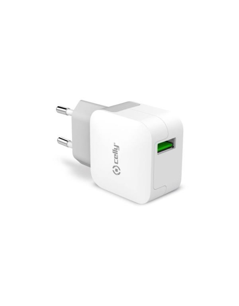 Celly Celly Turbo Wall Charger 2.4A