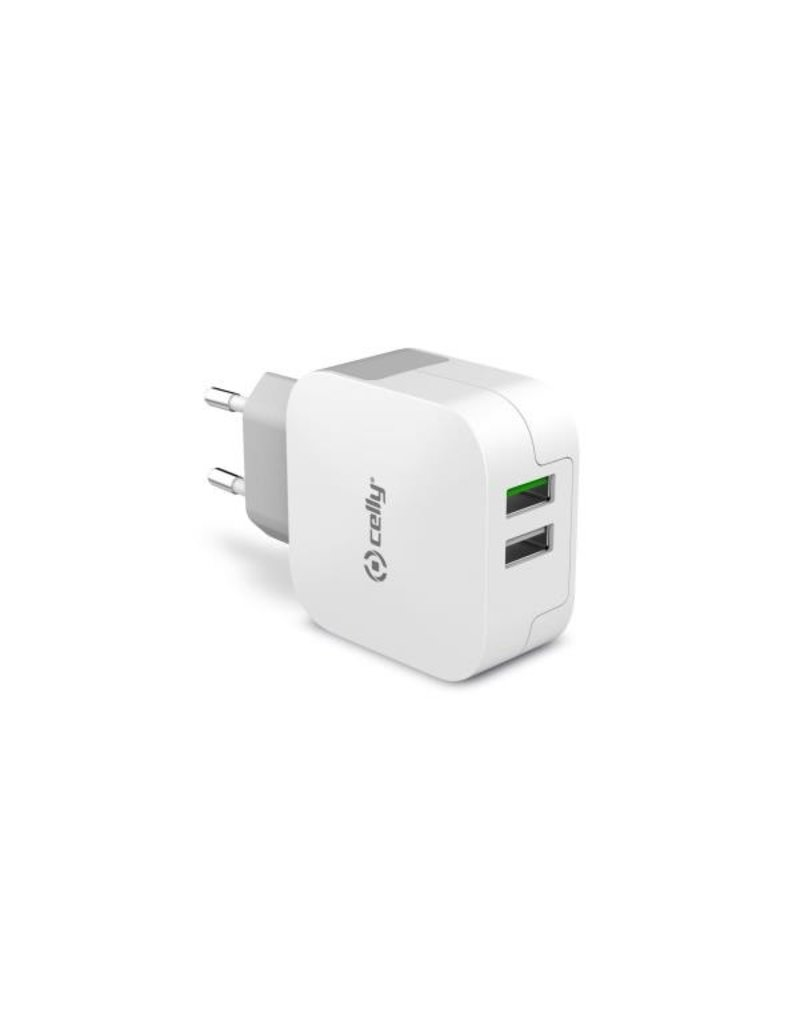 Celly Celly Turbo Wall Charger 3.4A