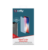 Celly Celly Matt Tempered Glass - iPhone 11 pro / XS / X