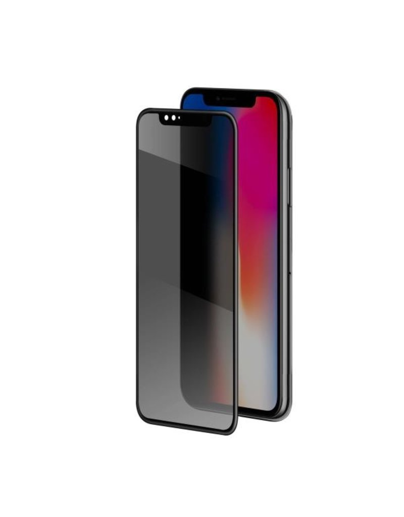 Celly Celly Privacy Full Tempered Glass - iPhone 11 Pro / Xs / X