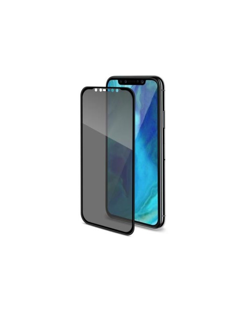 Celly Celly Privacy Full Tempered Glass - iPhone 11 / Xr