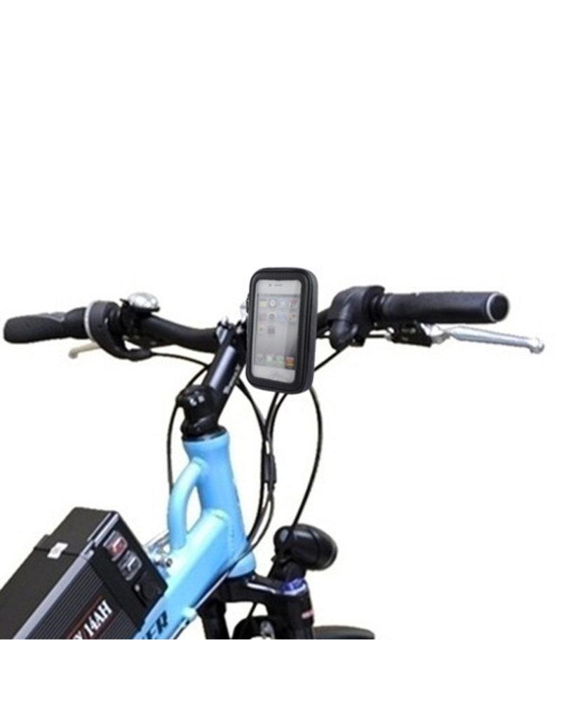 BeHello BeHello Universele Telefoon Fietshouder Waterdicht 6.7 inch